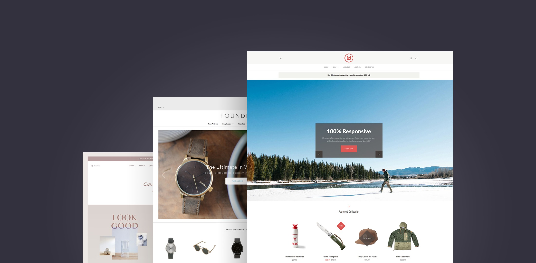 BigCommerce theme collection
