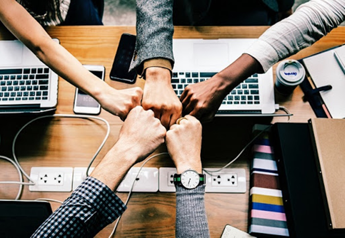 Collaborate with partners