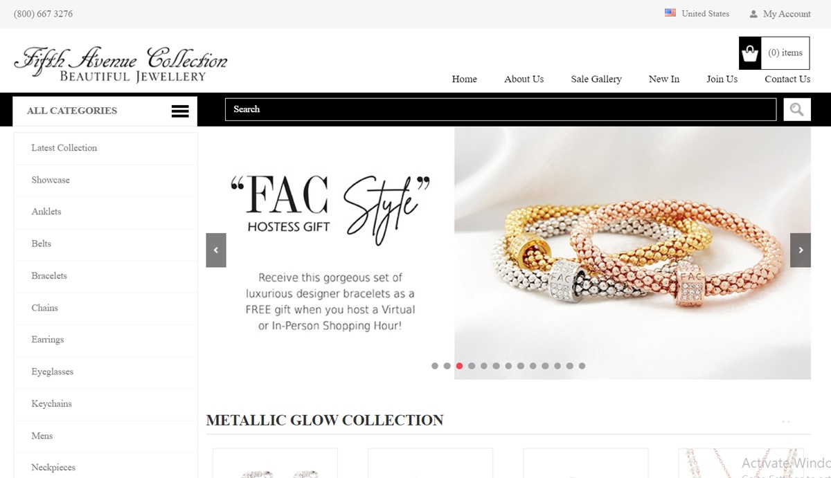 Fifth Avenue Collection