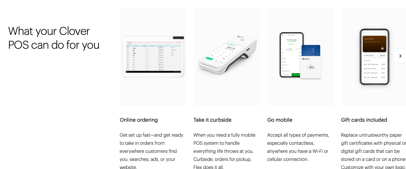 Overview of Clover POS