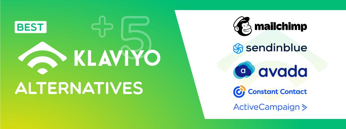 5+ Best Klaviyo Alternatives & Competitors for eCommerce