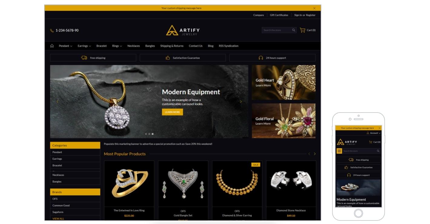 Artify Jewelry