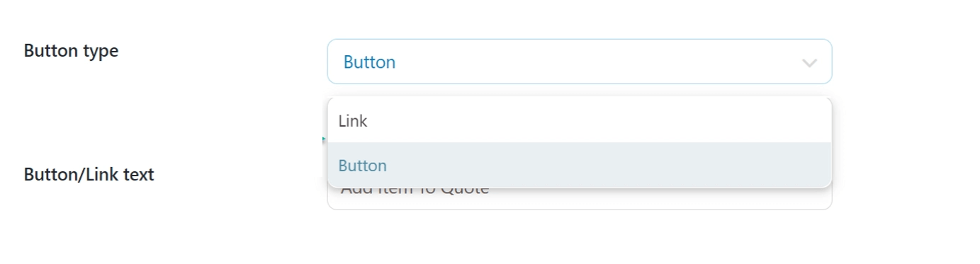 Button Type
