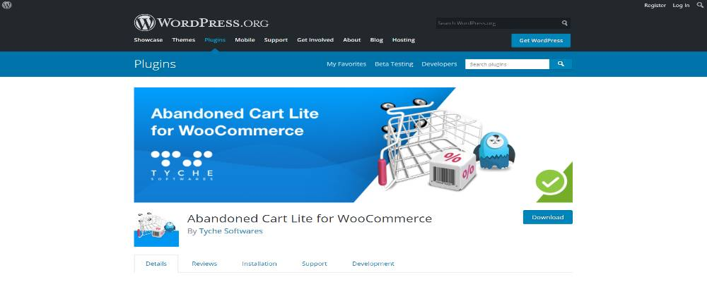 Abandoned Cart Lite will send your WooCommerce abandoned cart emails for free!