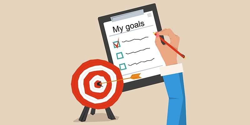 Step 1: Set goals