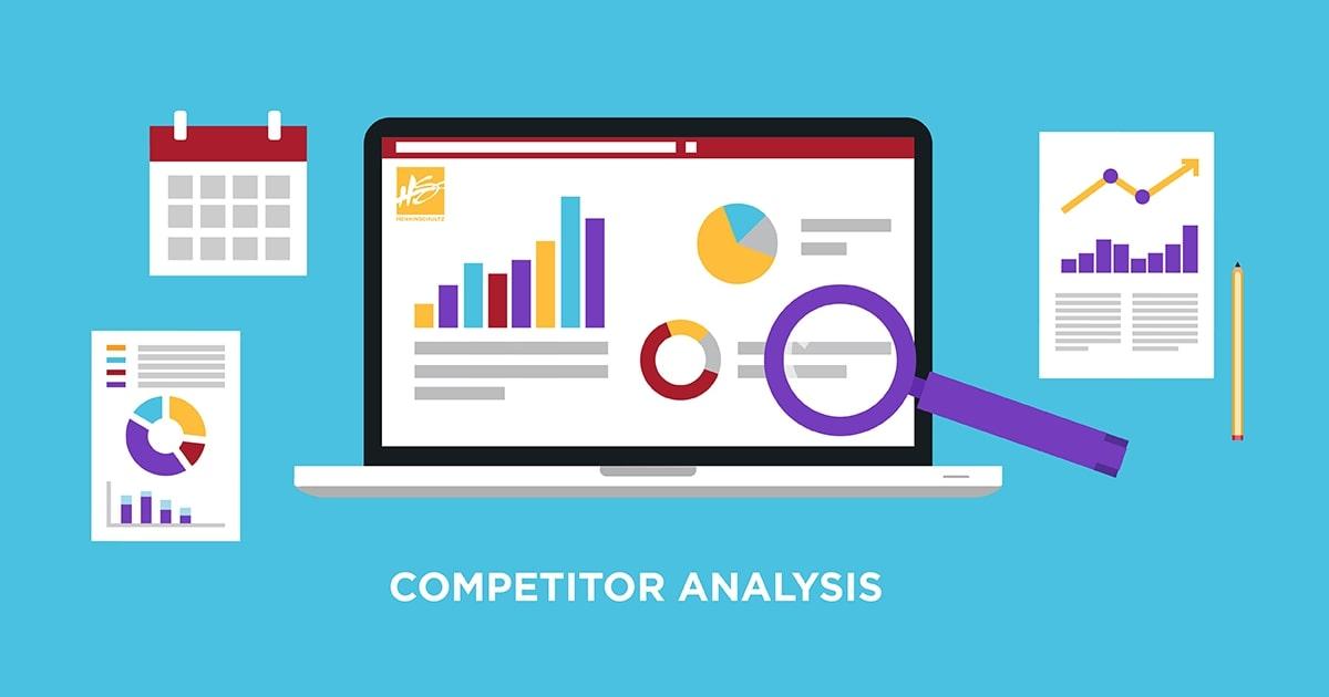 Do competitors research