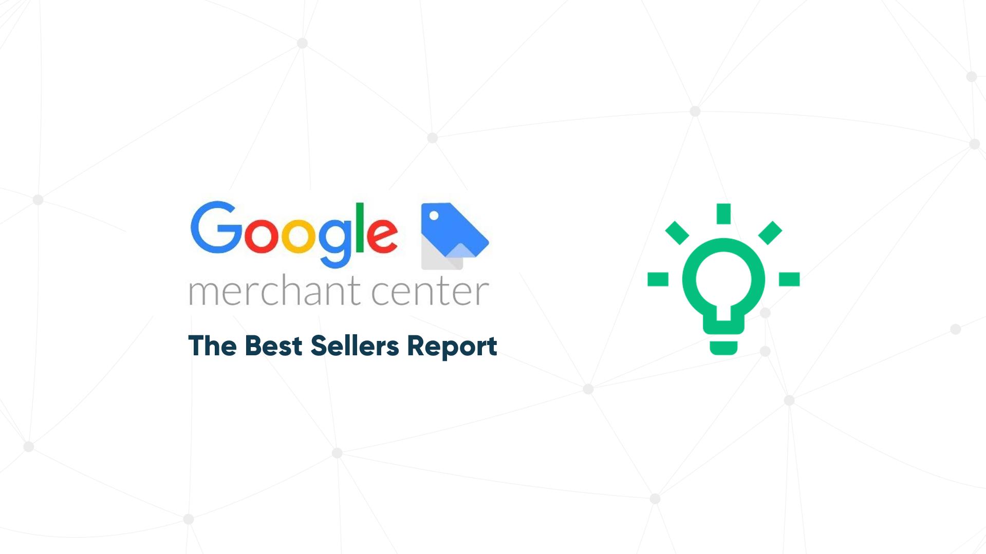What is Google Merchant Center