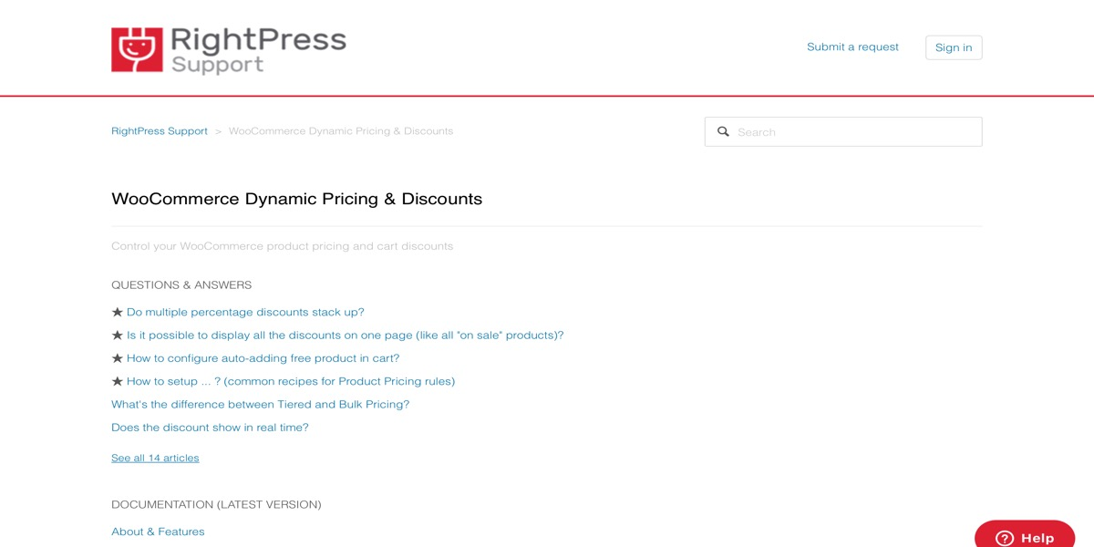 Dynamic Pricing and Discounts by RightPress