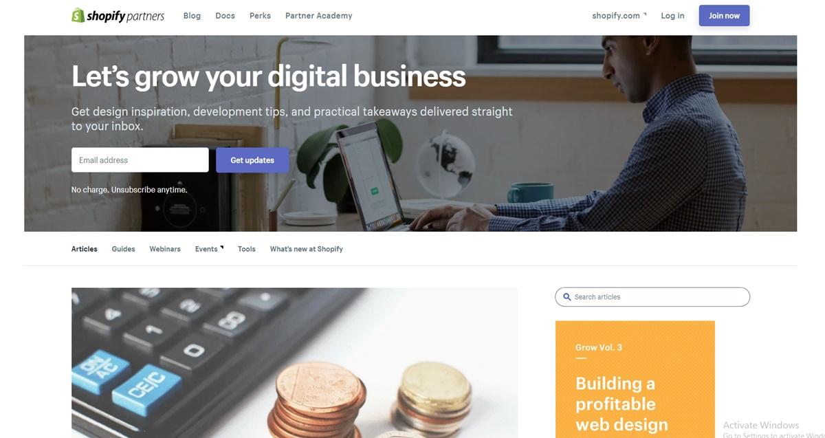 Shopify Partners Blog