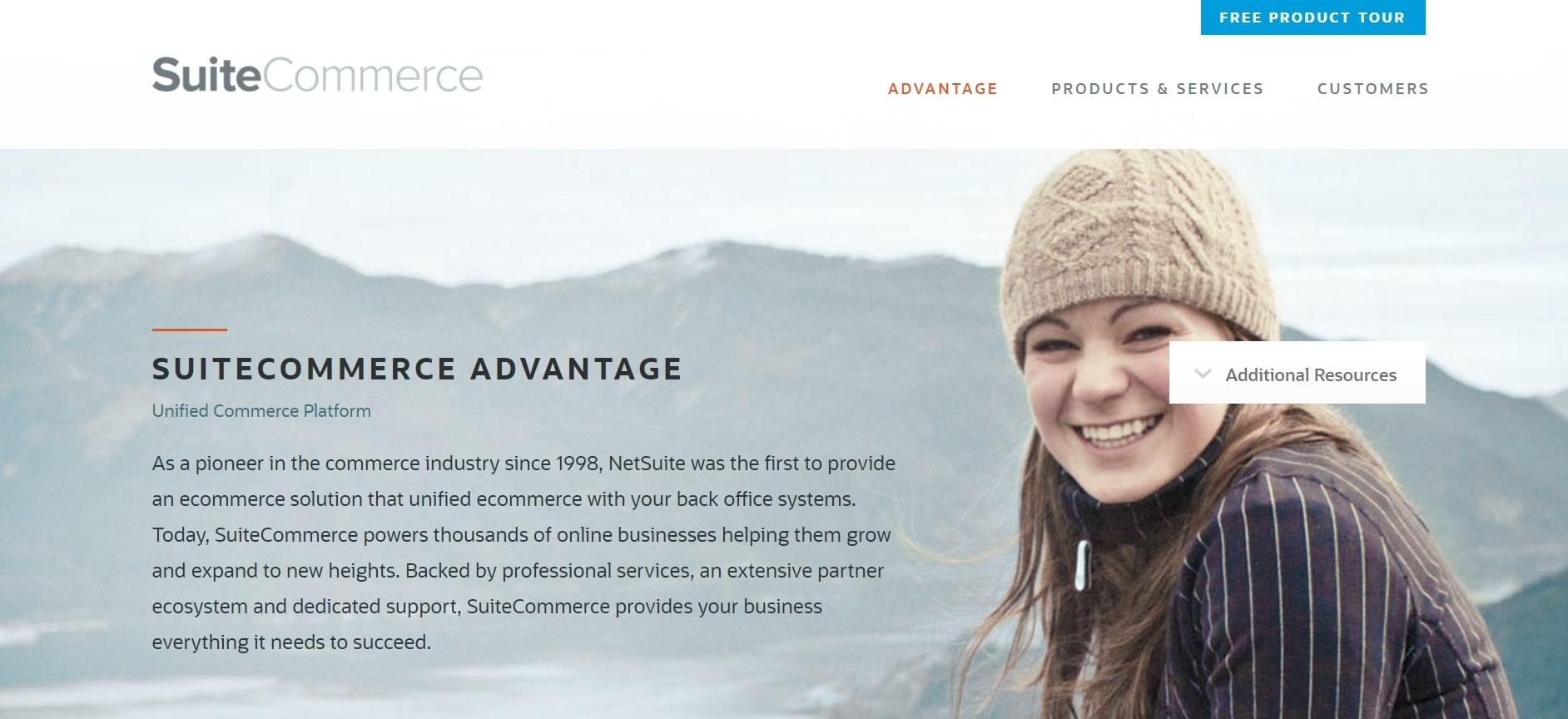 SuiteCommerce