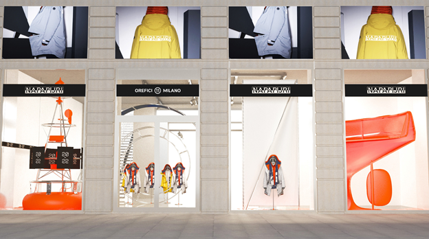 What are multi-brand retail stores?