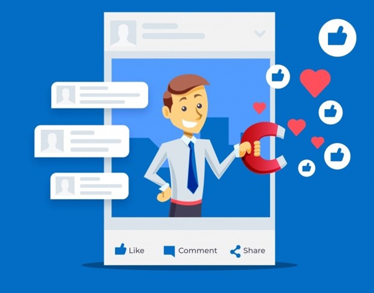 Conviértete en un influencer en Facebook