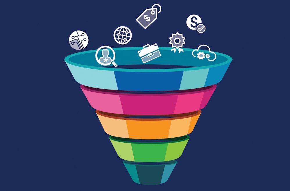 What are different types of funnels?