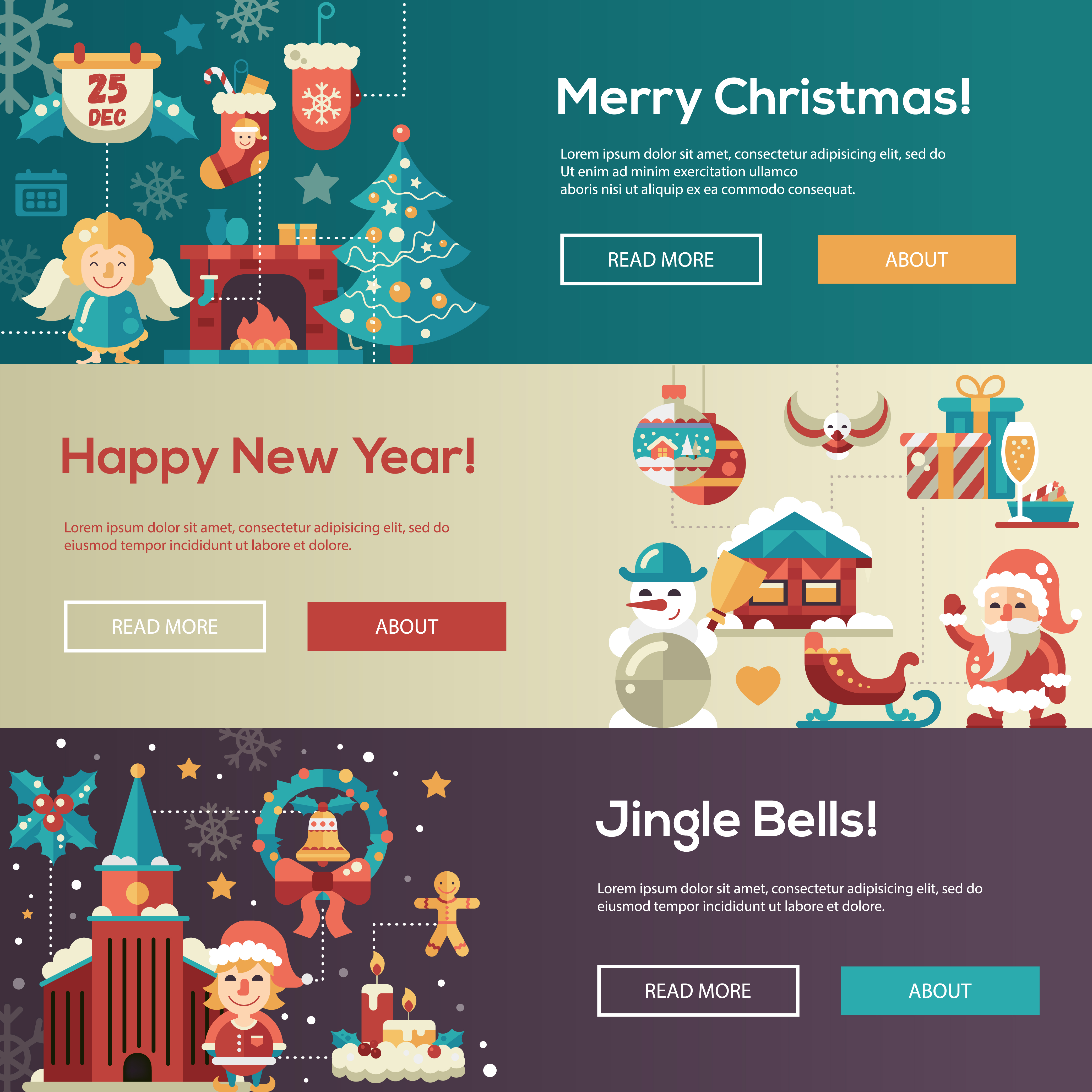 Example of one BigCommerce banner