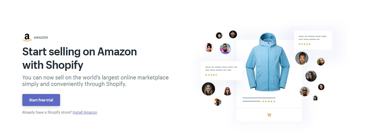 Sell on Amazon using Shopify