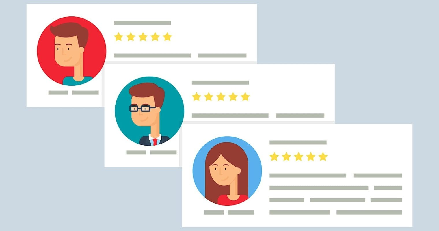 Put your product on third-party review sites