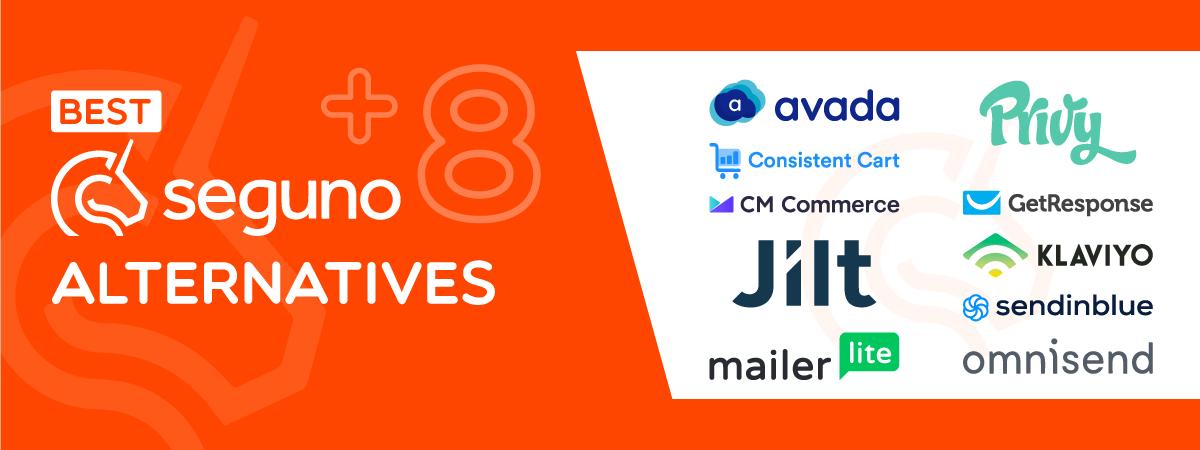 8+ Best Seguno Alternatives & Competitors