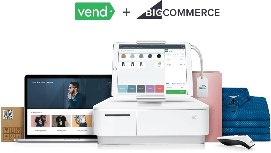How to integrate Vend POS with BigCommerce