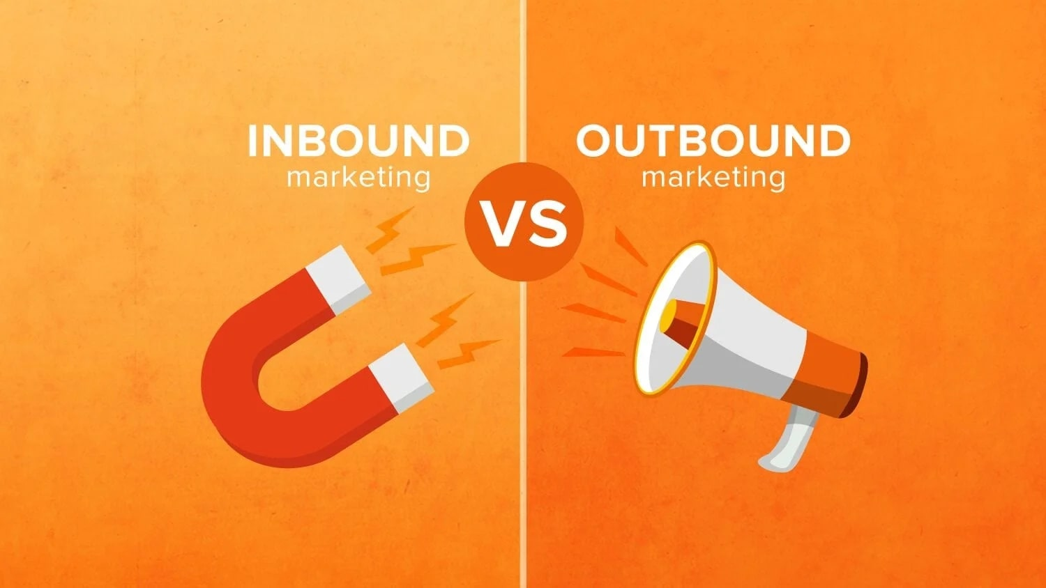 What's the difference between Inbound Marketing and Outbound Marketing?
