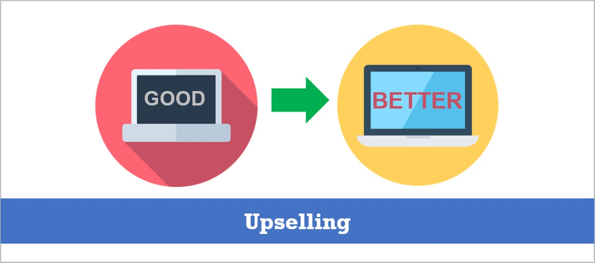 Choose the right Upsell