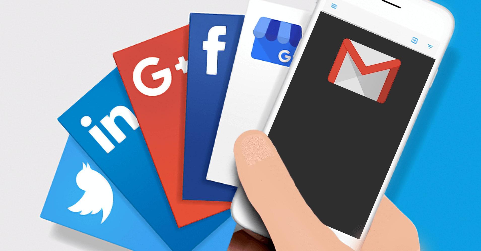 Social Media vs. Email: User Preferences
