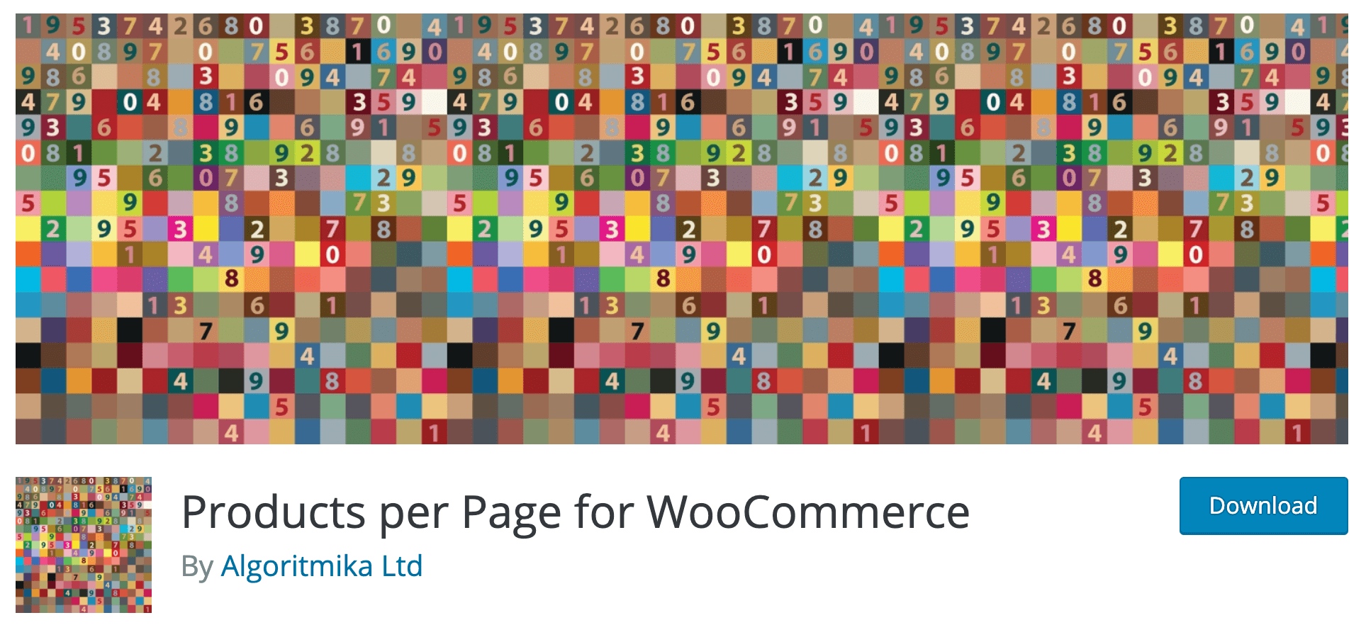 Products per Page for WooCommerce