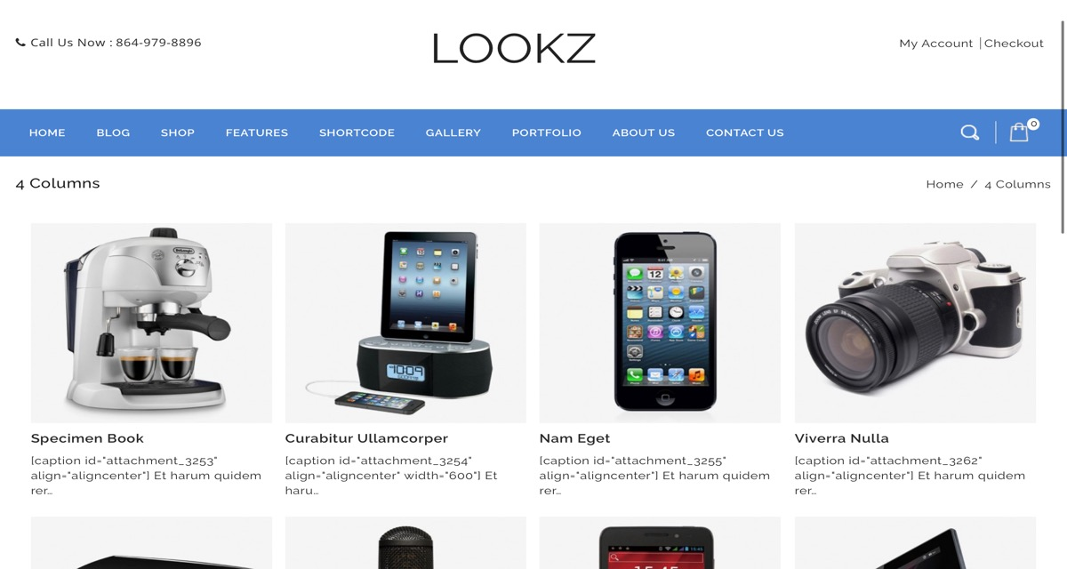 Fully Responsive Layouts