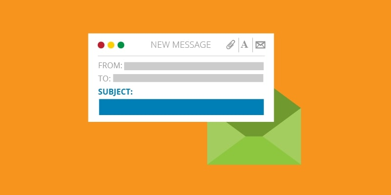Write a perfect subject line