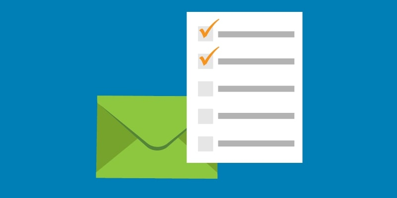Are you sending your emails to the right segment?
