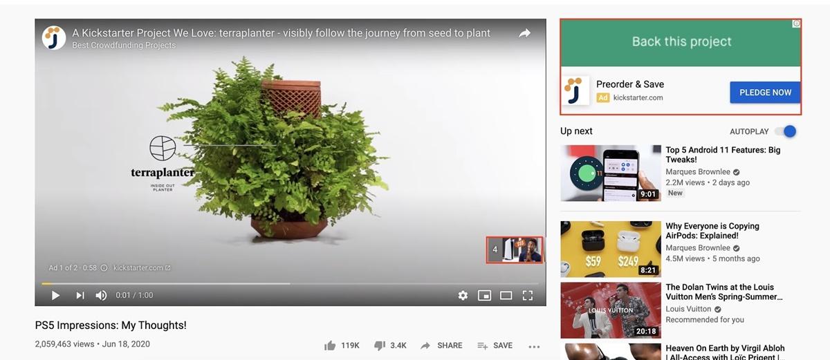 Monday.com ads
