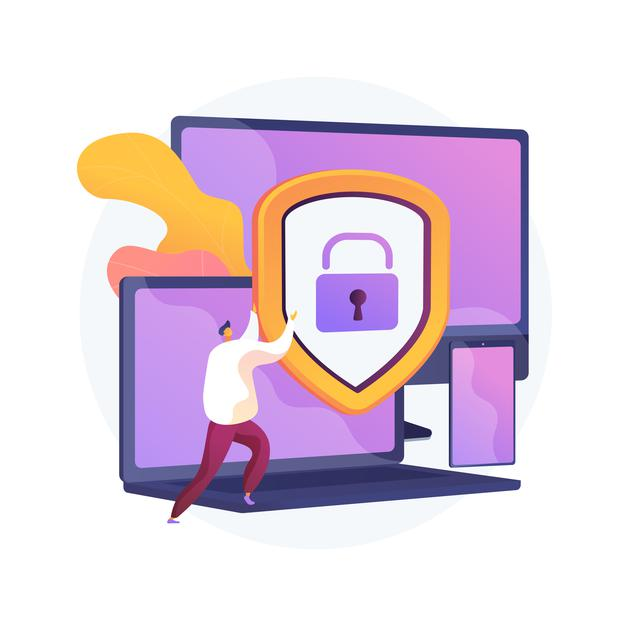 Secure your data!