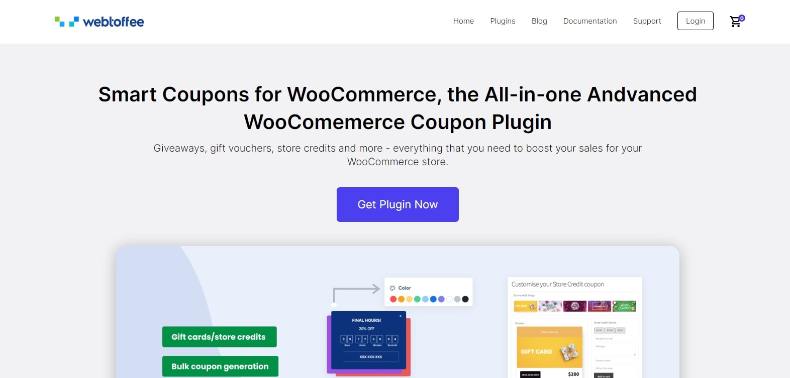 WebToffee Smart Coupons for WooCommerce