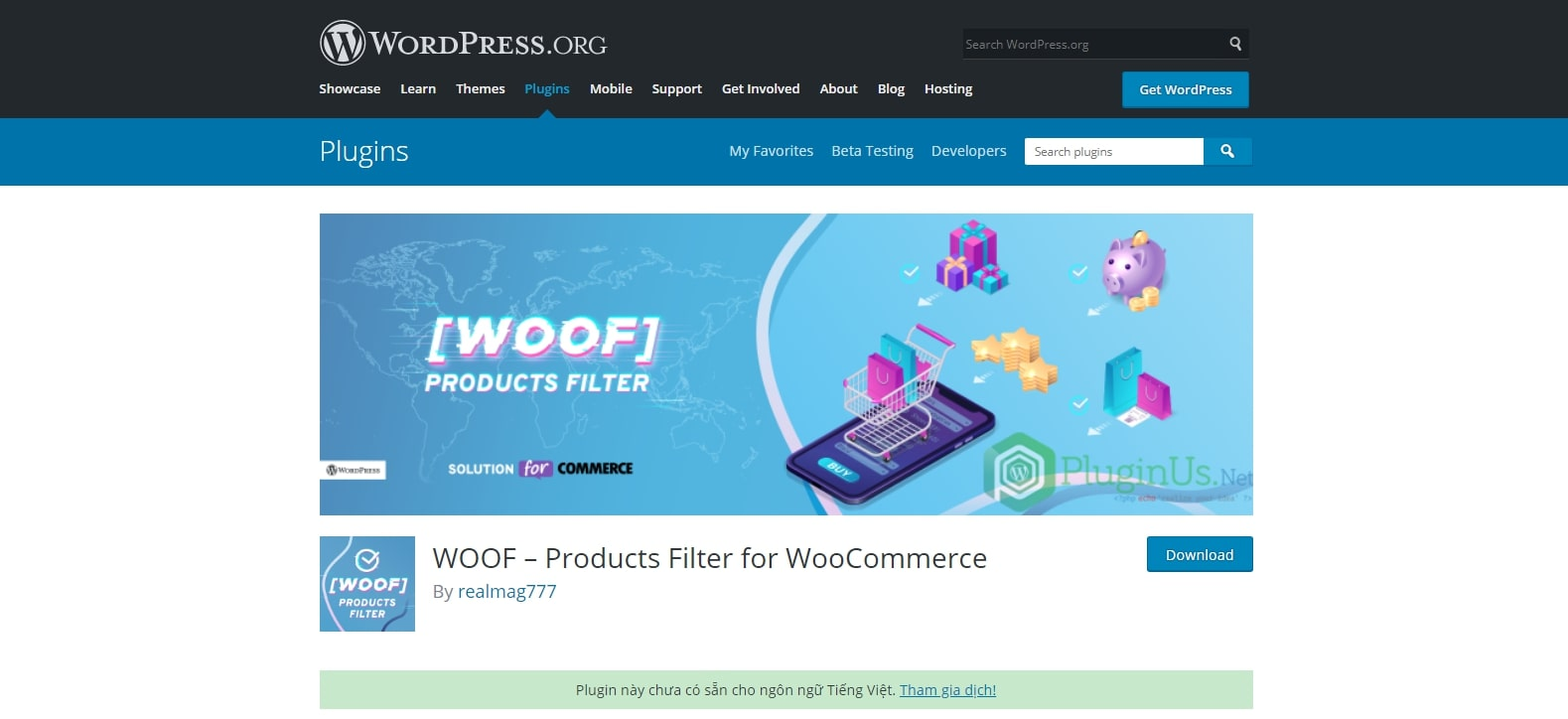 Products Filter for WooCommerce (WOOF)
