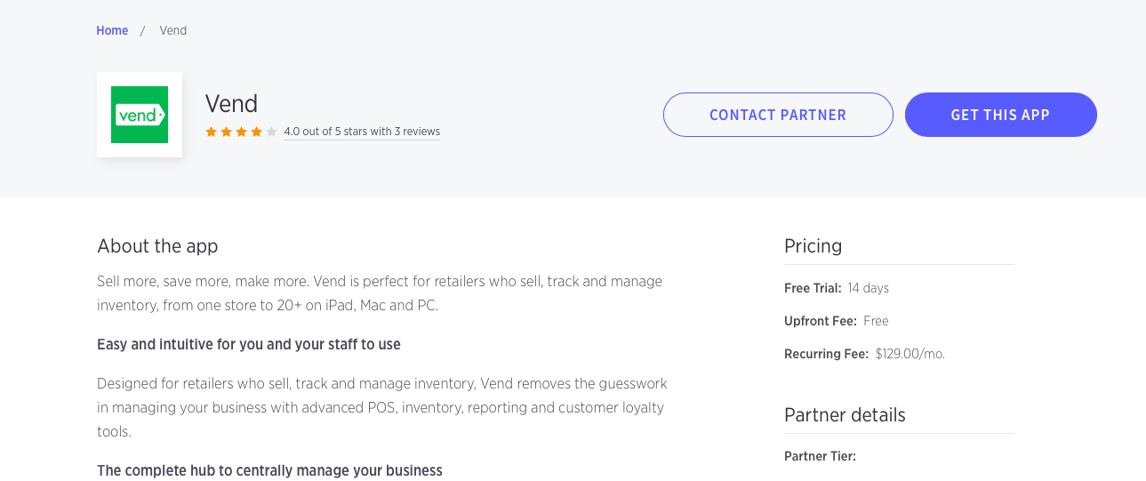 To start integration, click Connect BigCommerce