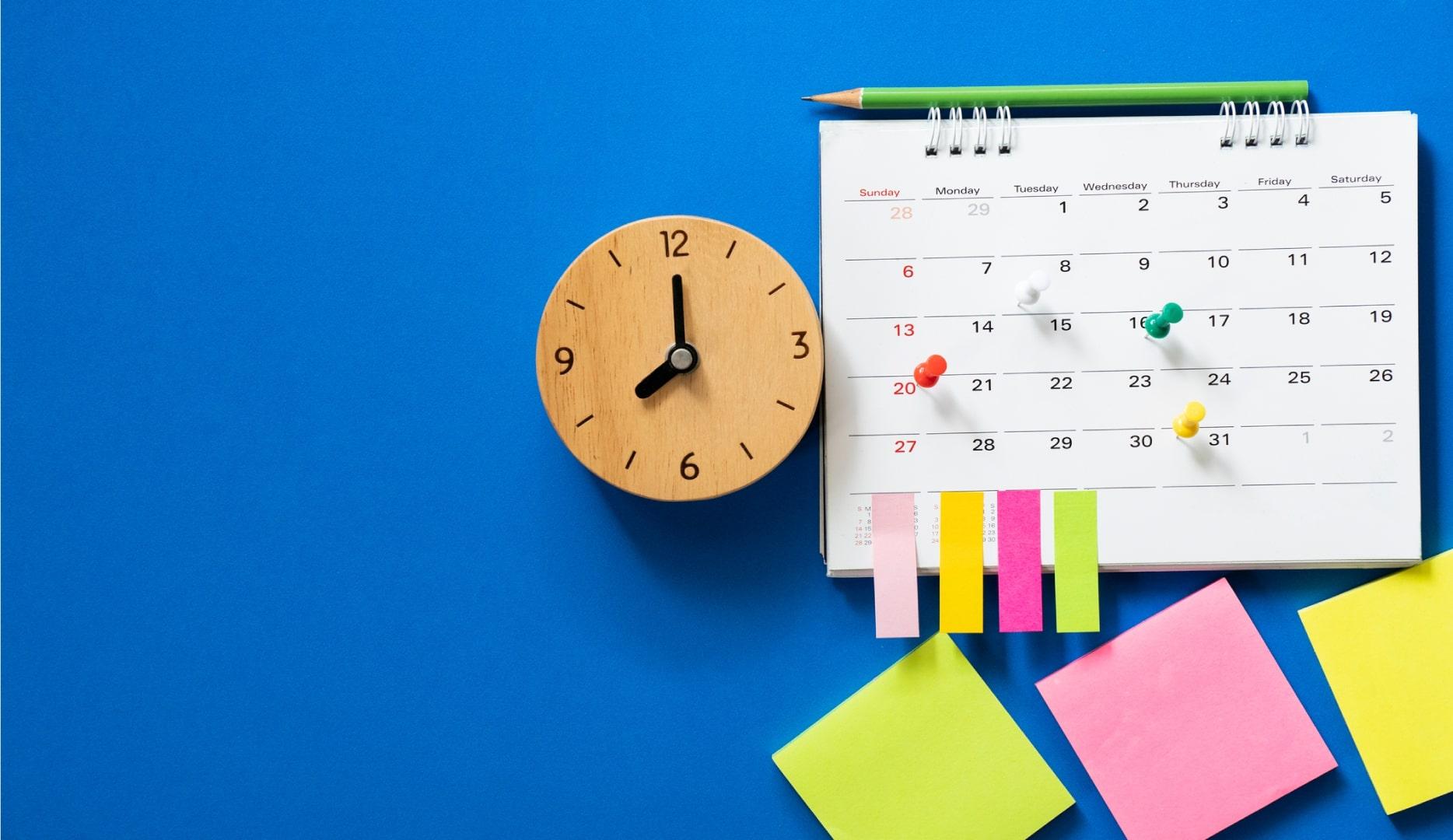 Set a Sending Schedule
