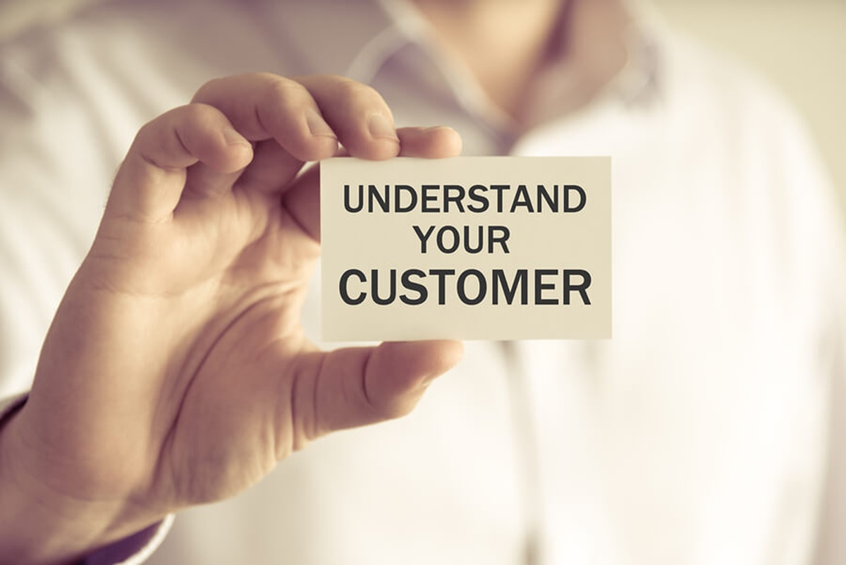 Understand your customers' problems
