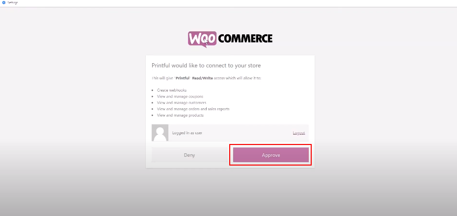 Integrate WooCommerce with print-on-demand plugin