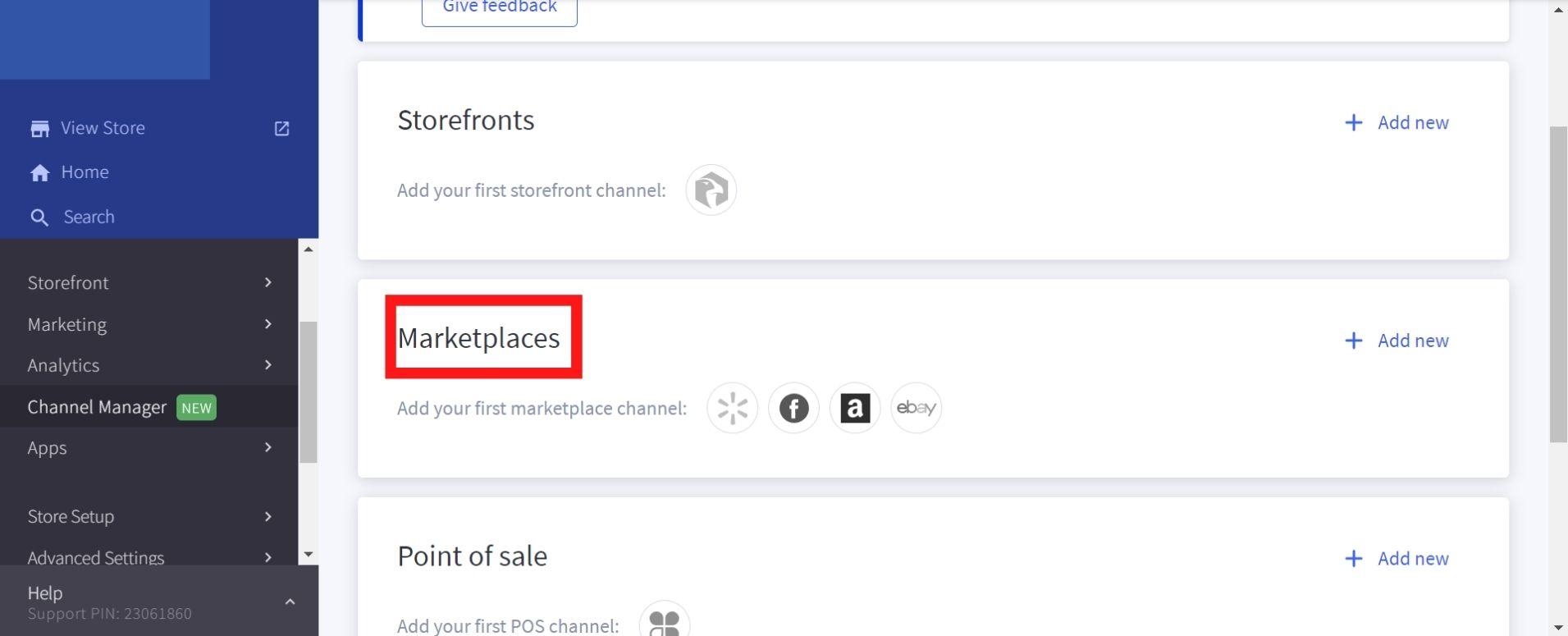 BigCommerce Marketplaces