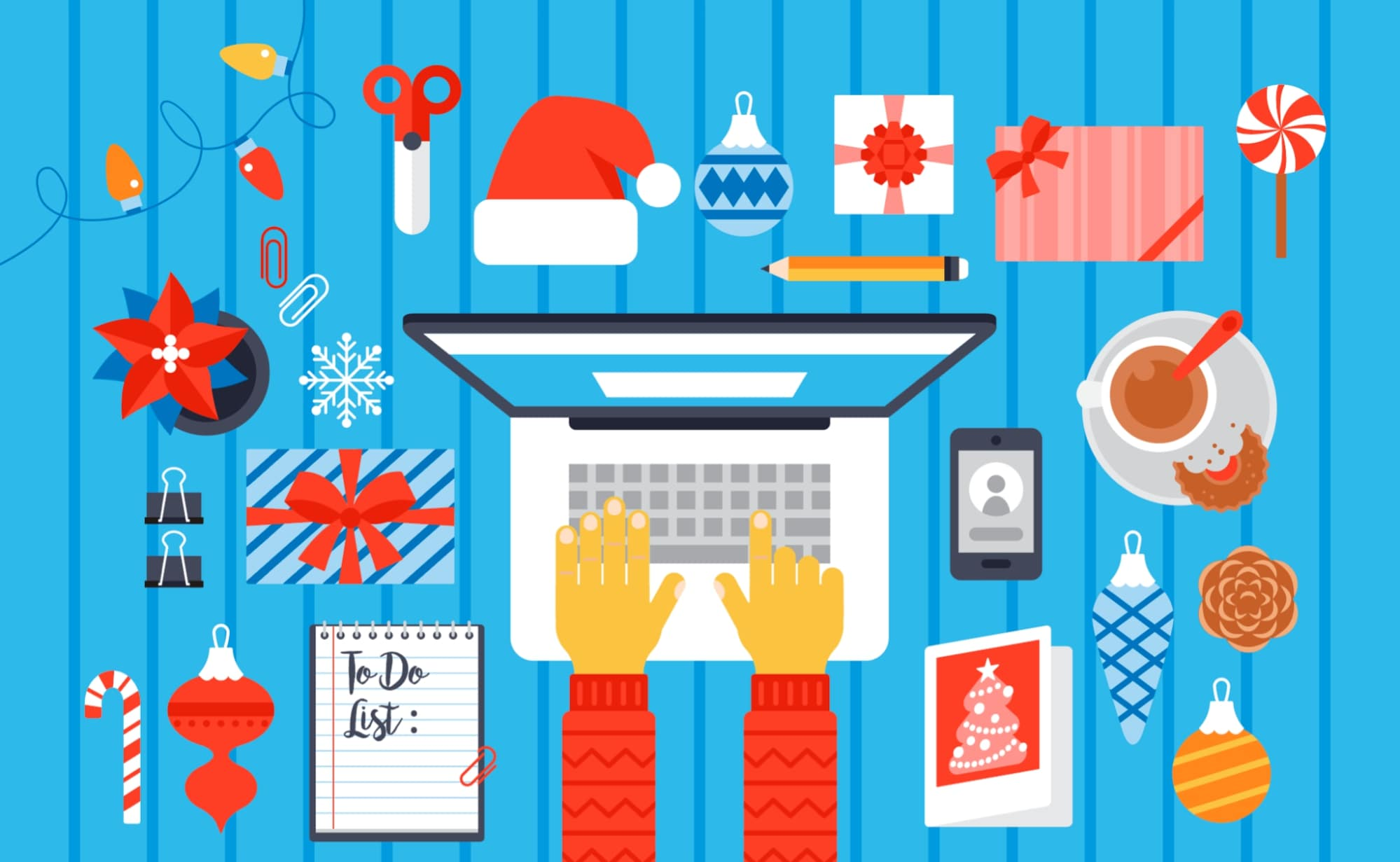 Why should you use emails for holiday marketing?