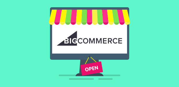 BigCommerce as your websit builder