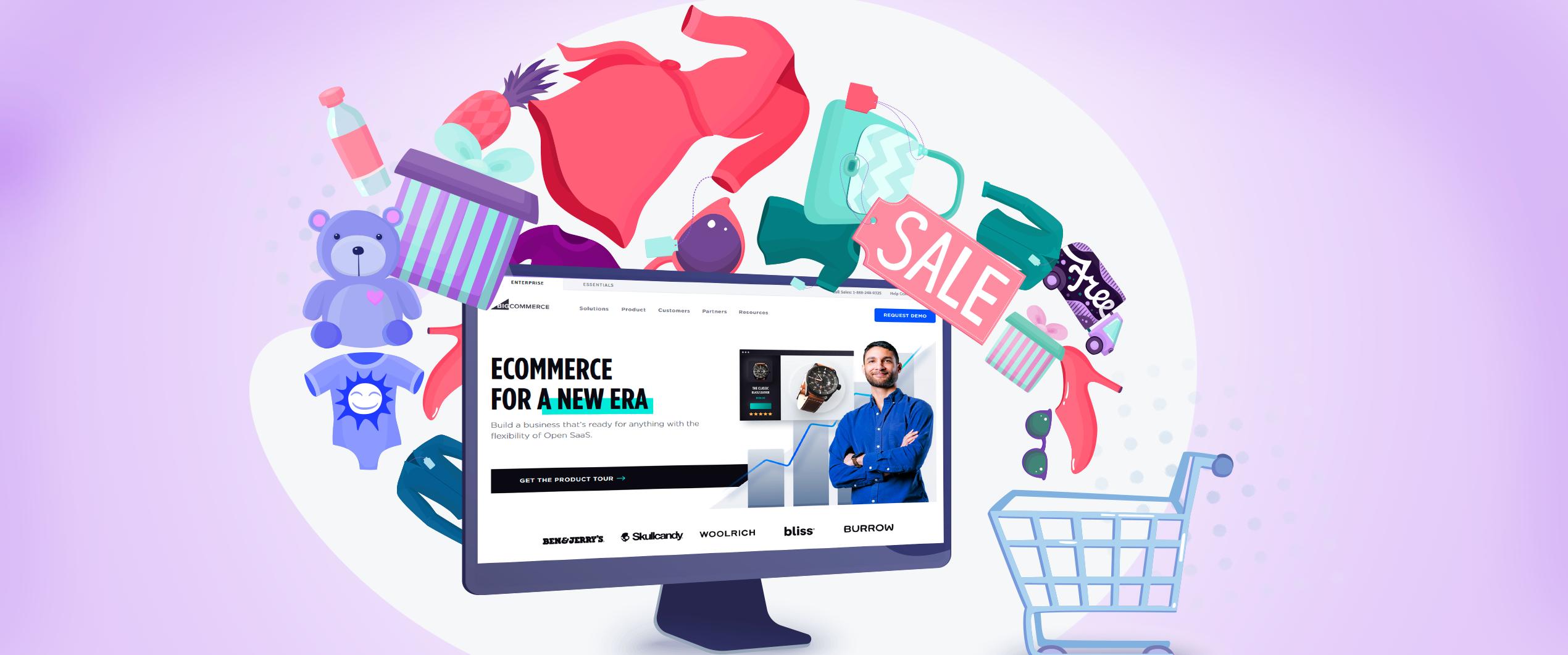 Advantages of BigCommerce B2B eCommerce Platform