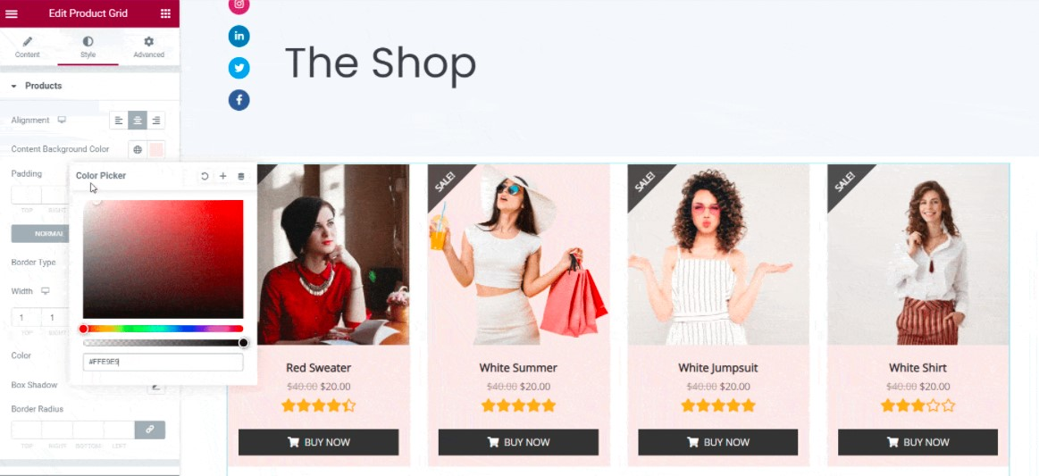 Design Your Woo Product Grid