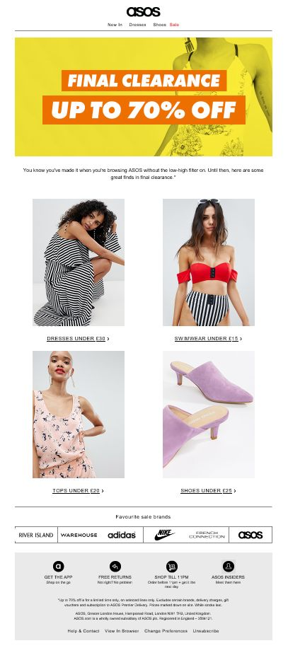 ASOS Knows How to Incentivize