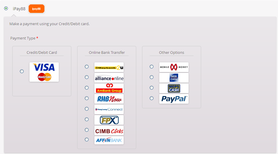 How to enhance payment gateway options