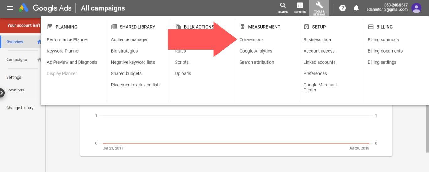 Select Conversions