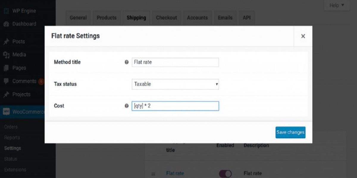Add a Flat Shipping Fee per Item