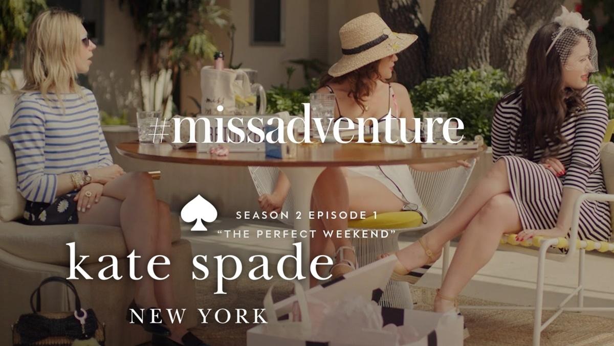 #MissAdventure - a shoppable video series