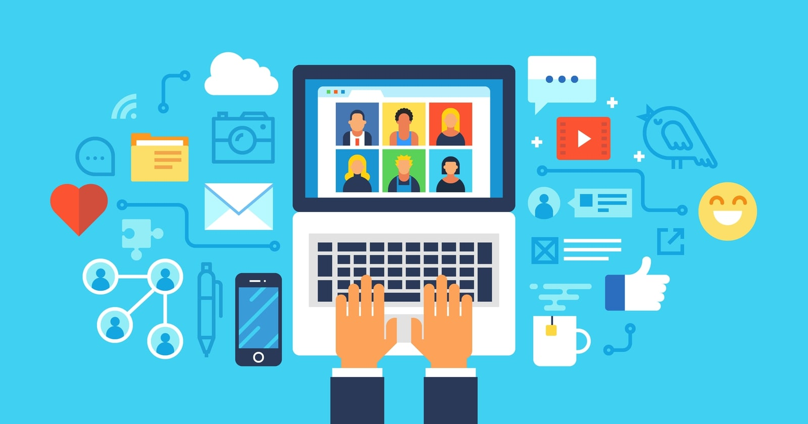 The increasing importance of social media marketing in 2021