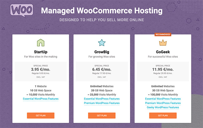 WooCommerce's pricing