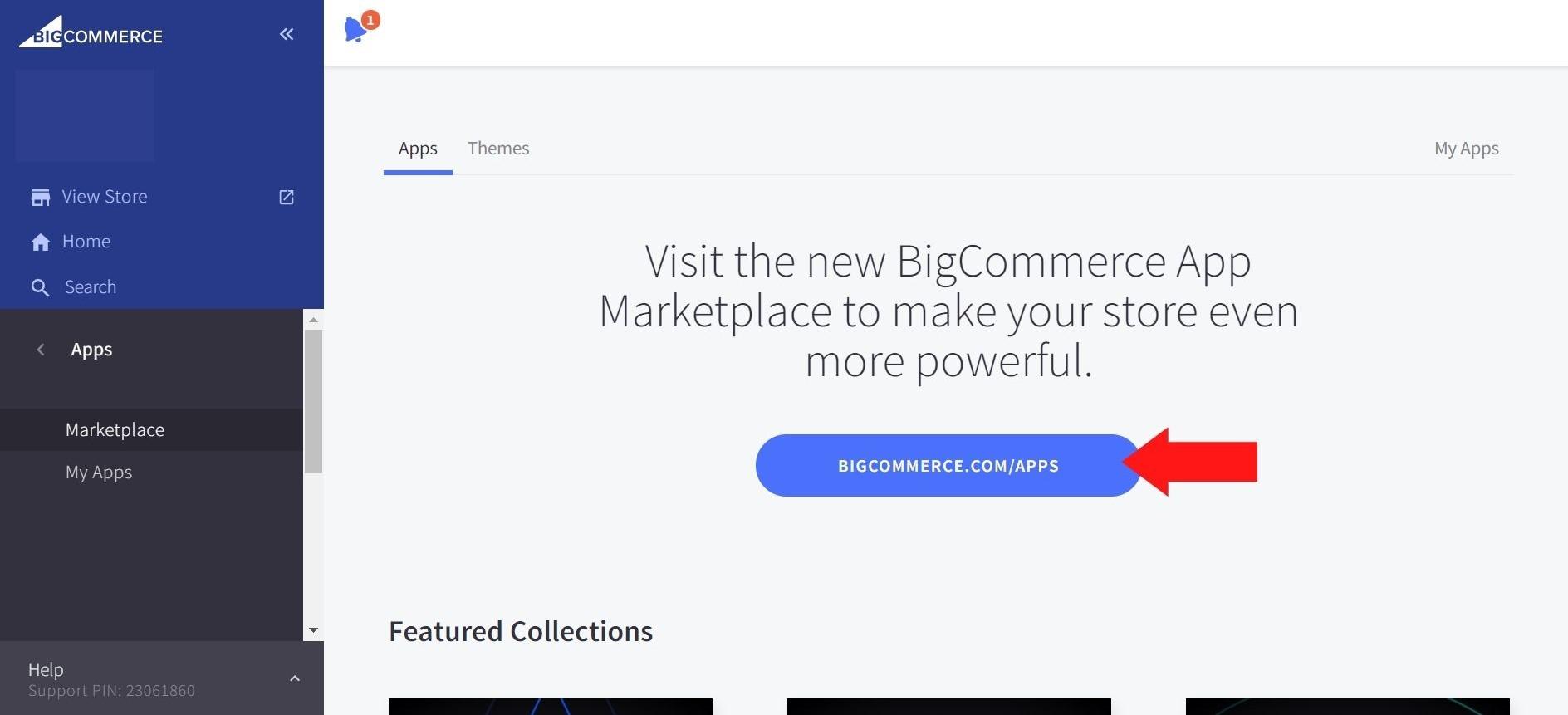 BigCommerce App Marketplace